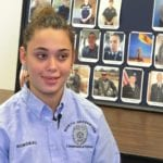 Image of Hailey Robideau in Dispatcher Uniform