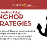 Infographic: The Leading Edge Anchor Strategies