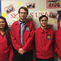 REC elects Skills USA officers for 2017-18