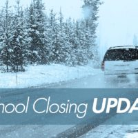 School closings/delays for February 10