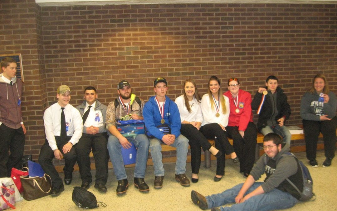 CTE students move on to state finals