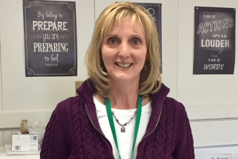 Staff Q&A: Jo Adele Foster