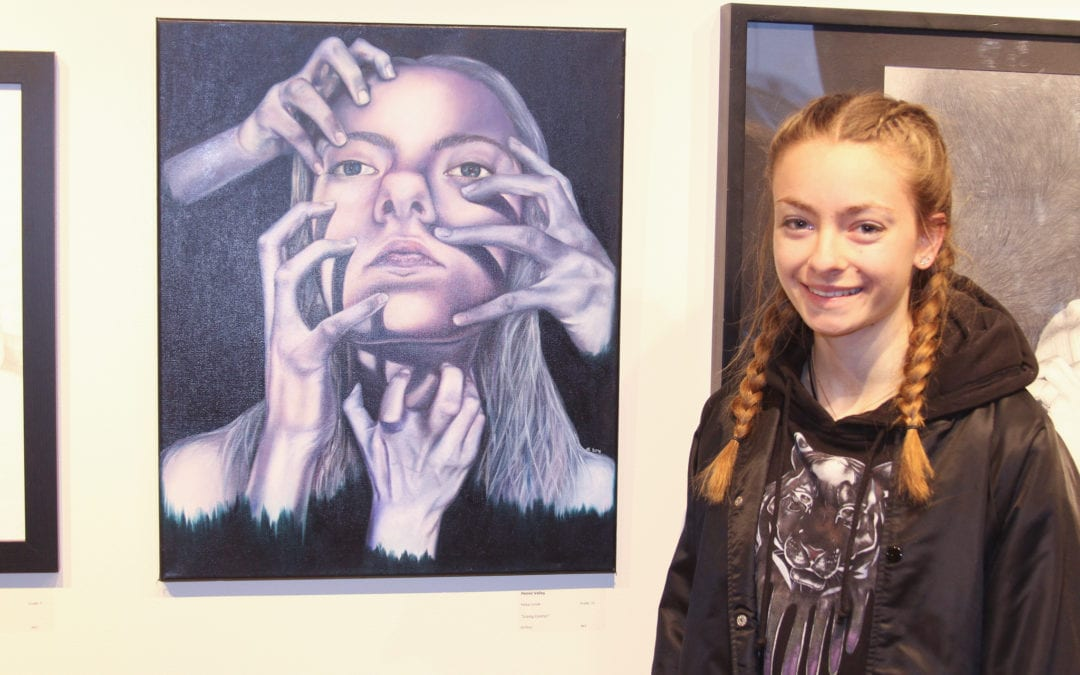 30th Annual Juried High School Art Show