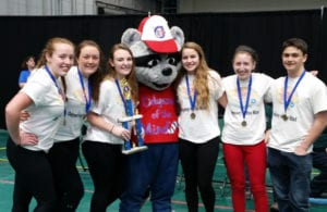 A team from Averill Park High School advanced to the Odyssey of the Mind World Finals in May.