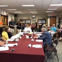 Board of Education honors retirees