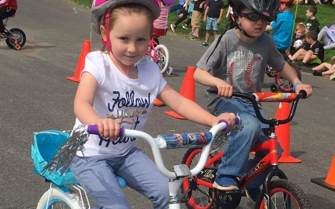 Trike-A-Thon raises $3,800 for St. Jude