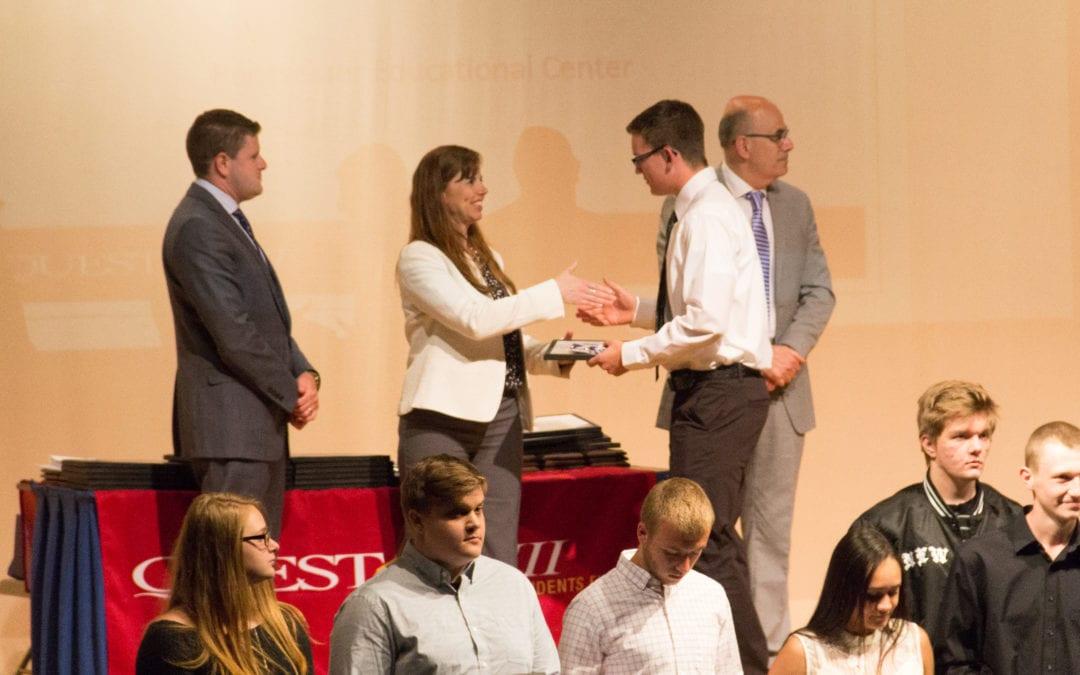 Students at REC honored