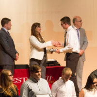 Students at REC honored