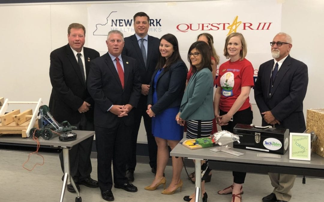Questar III receives grant for Summer STEM Research Institute