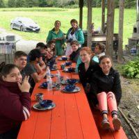 Culinary Arts Farm-to-Table Trip to Katchkie Farm