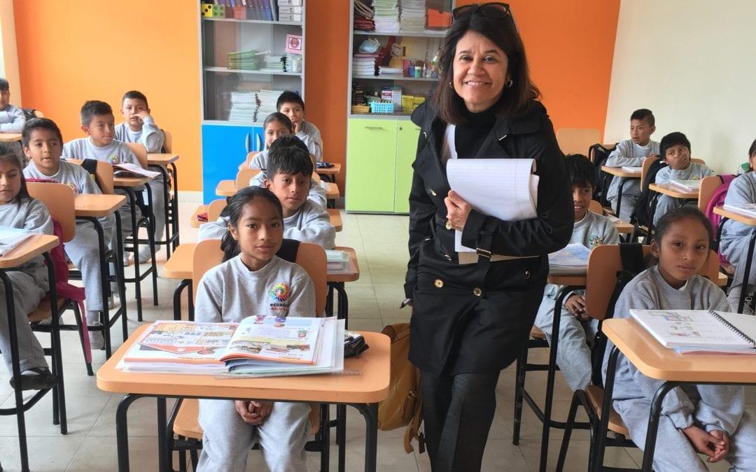 A look at Ecuador