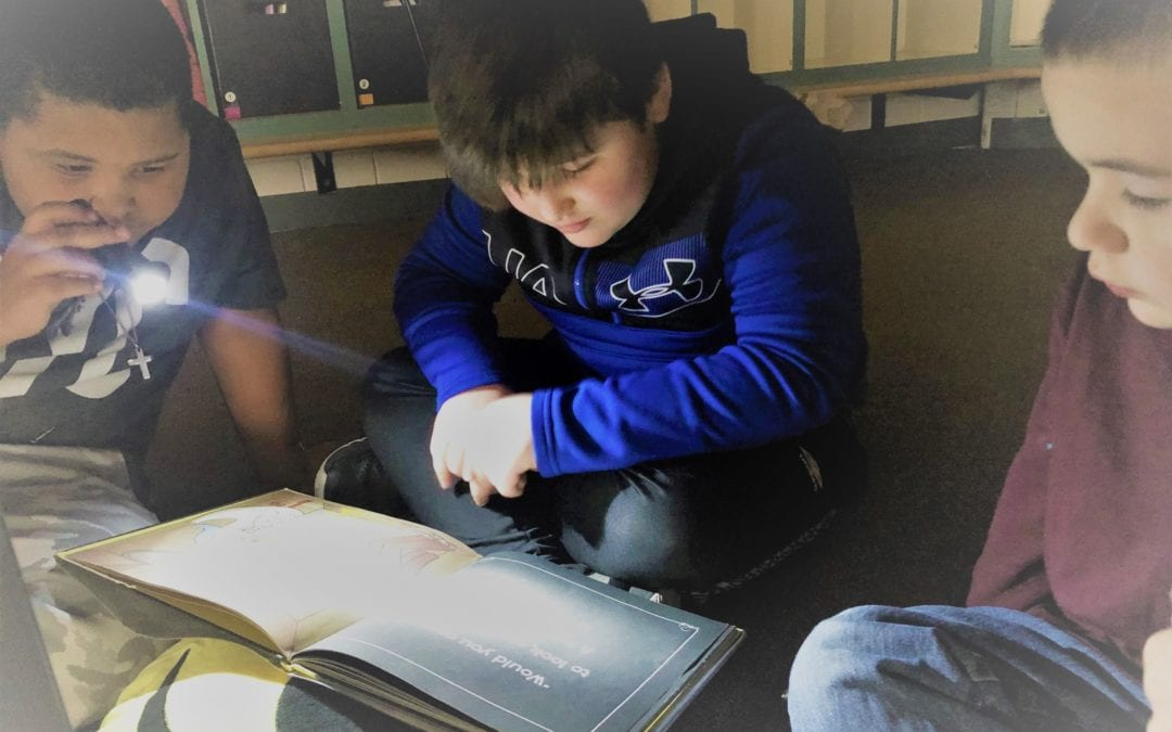 News from George Washington School: February 2019