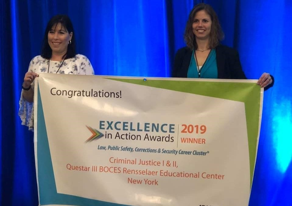 REC Criminal Justice program earns national award