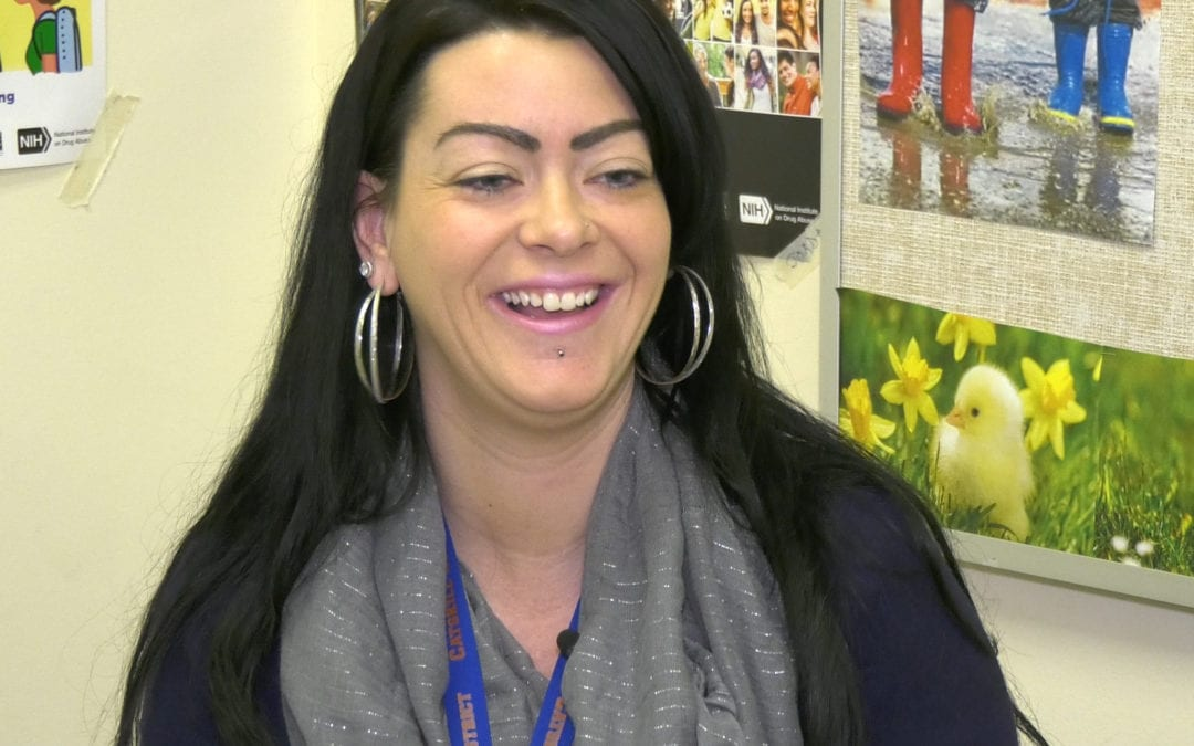 Collins named Nurse of the Year