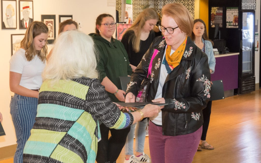 Student artists recognized at 30th annual exhibit
