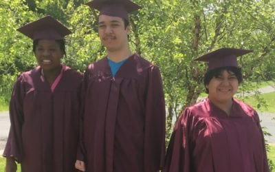 Columbia High School holds two graduation ceremonies