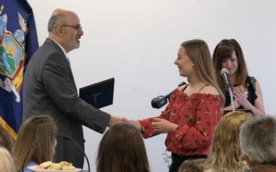 REC students recognized at annual awards ceremony
