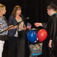 Robin Sobol Transition Academy Graduation