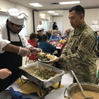 CTE students host annual Veterans Luncheon