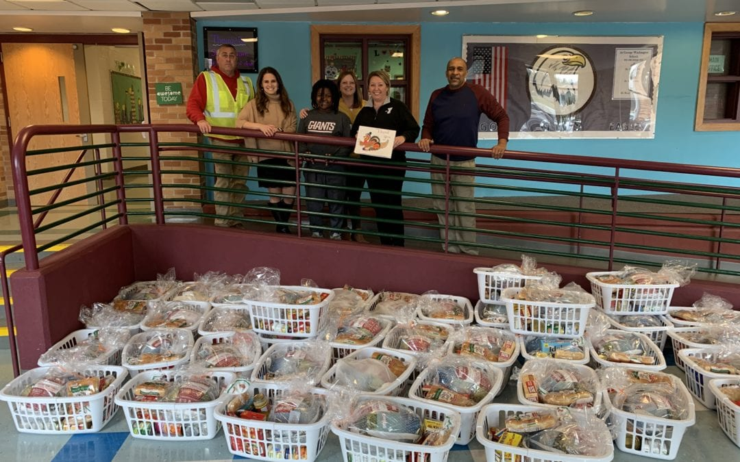 Thanksgiving meals donated to GWS students