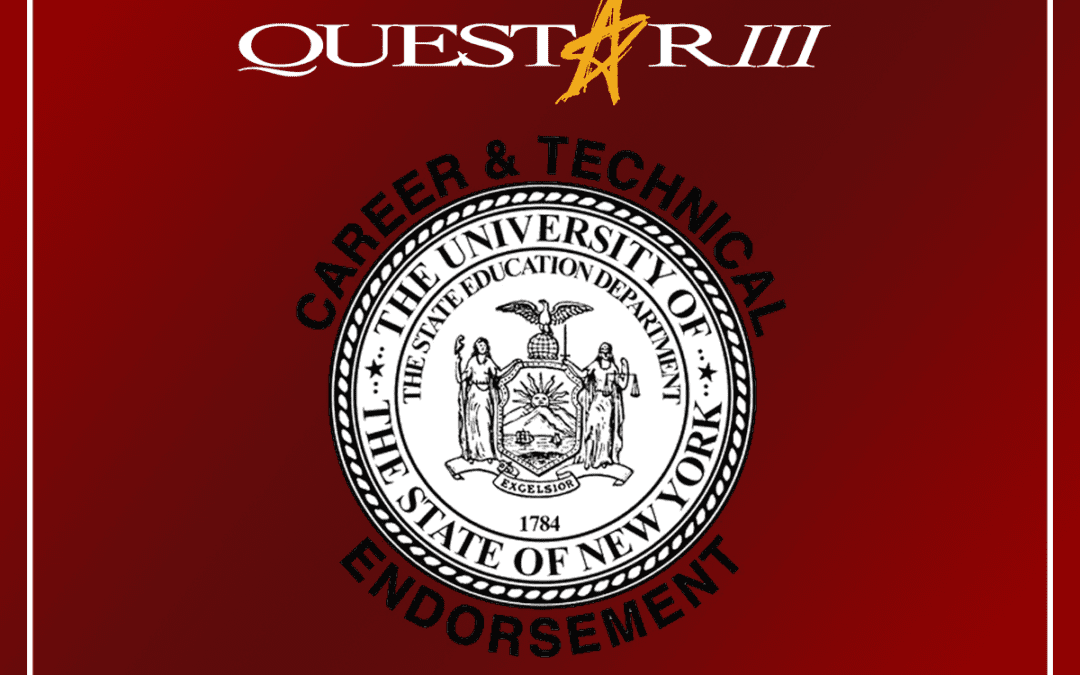 215 CTE students earn NYSED Technical Endorsement